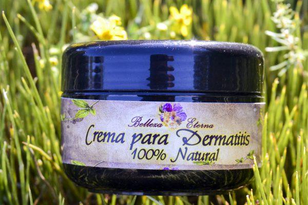 Crema para dermatitis
